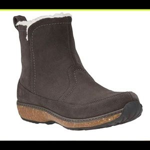 Timberland Suede Fleece Lined Winder Boots Size 10